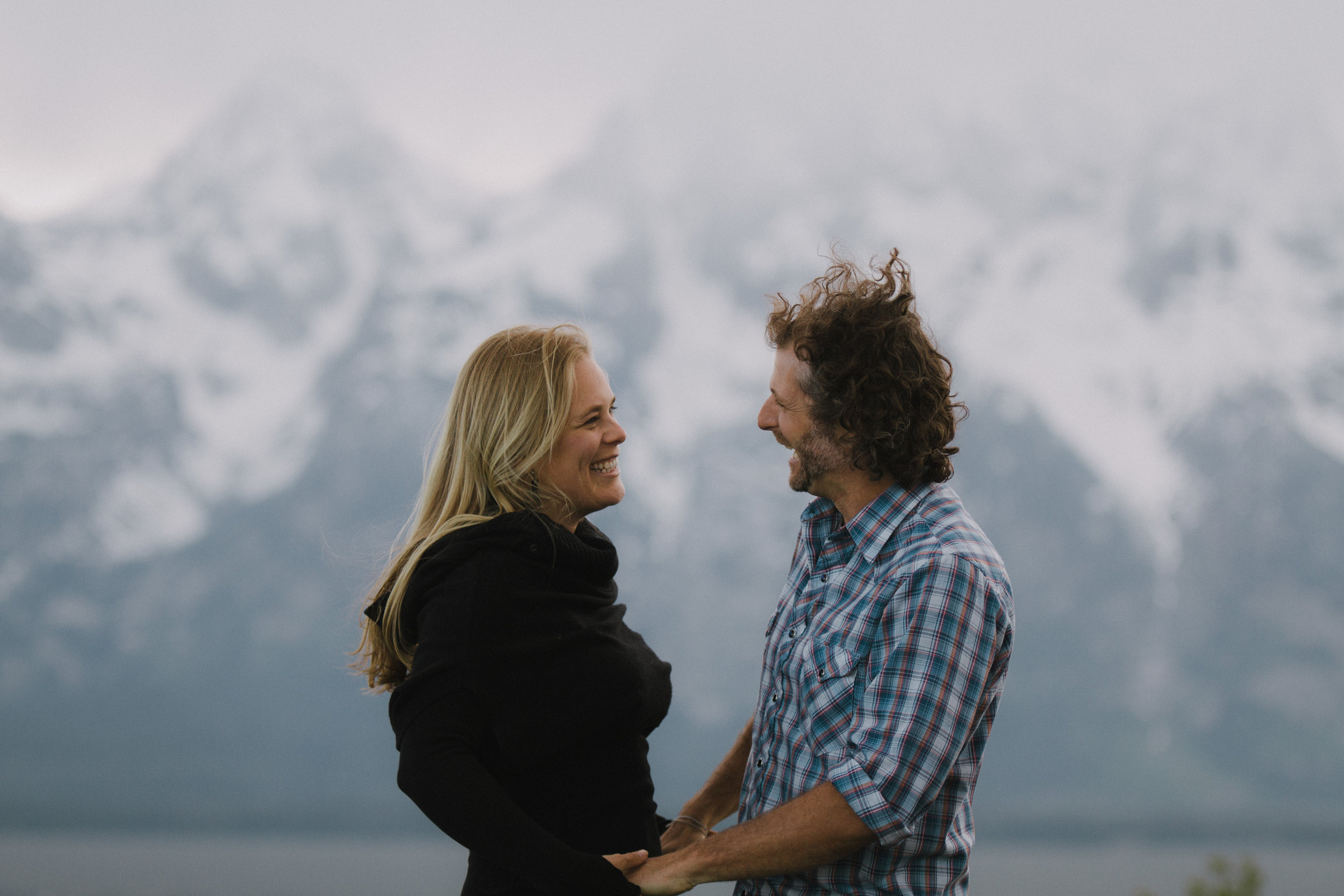 Grand Teton Elopement, Jackson Hole, Wyoming