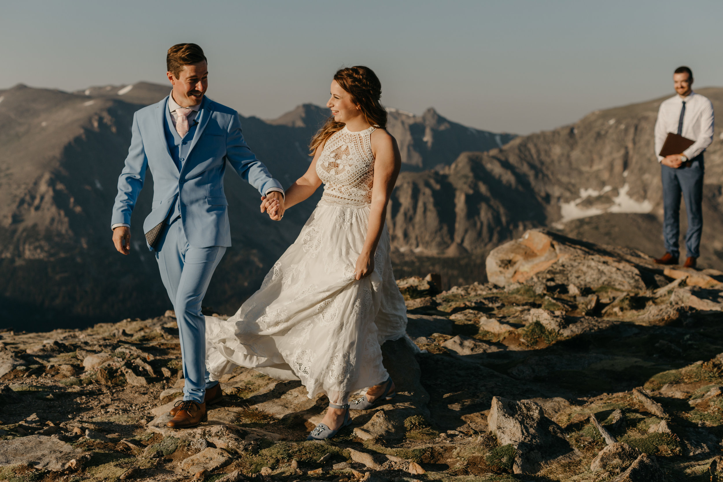 Our Colorado Mountain Wedding