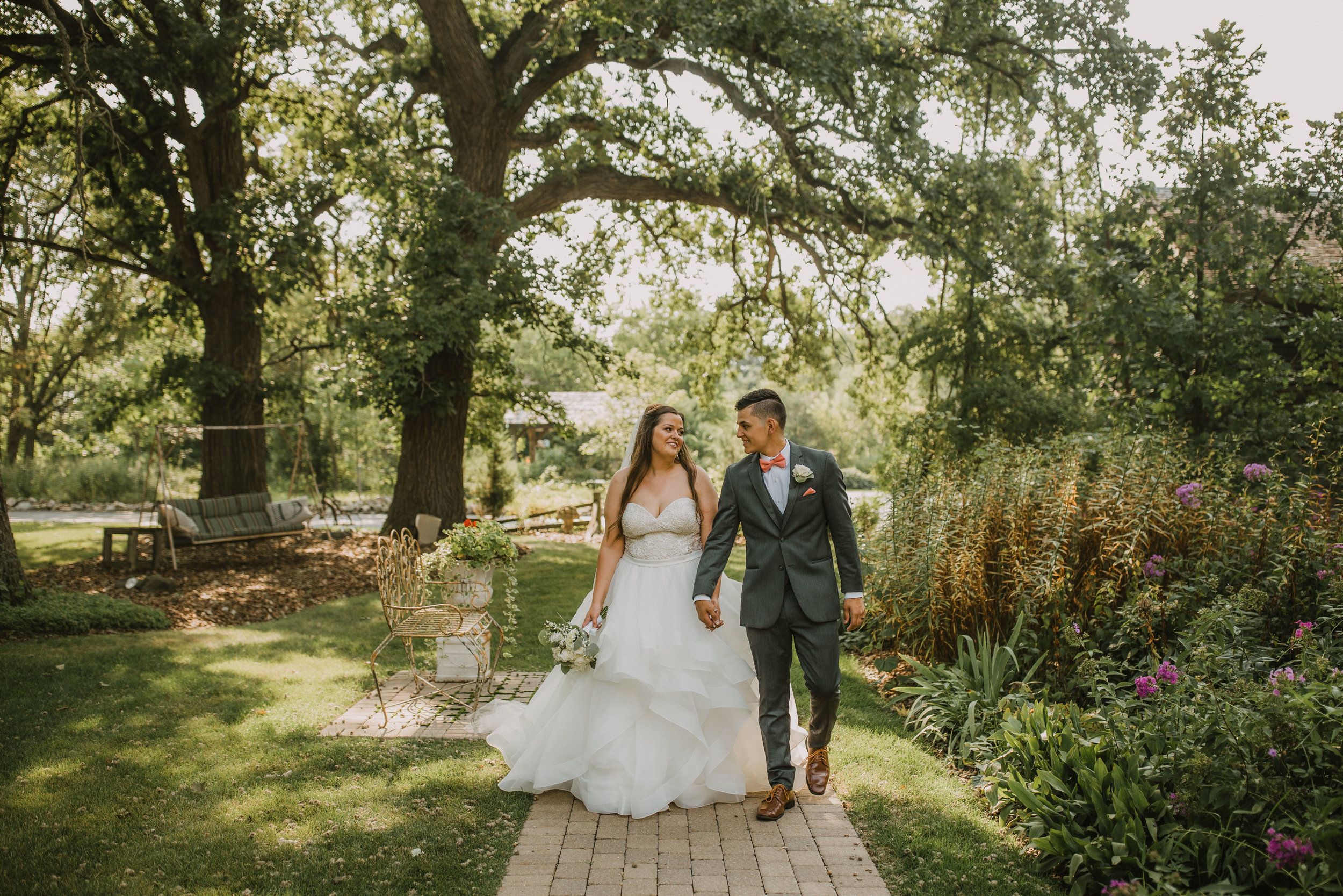 Summer Wedding at The Farm at Dover