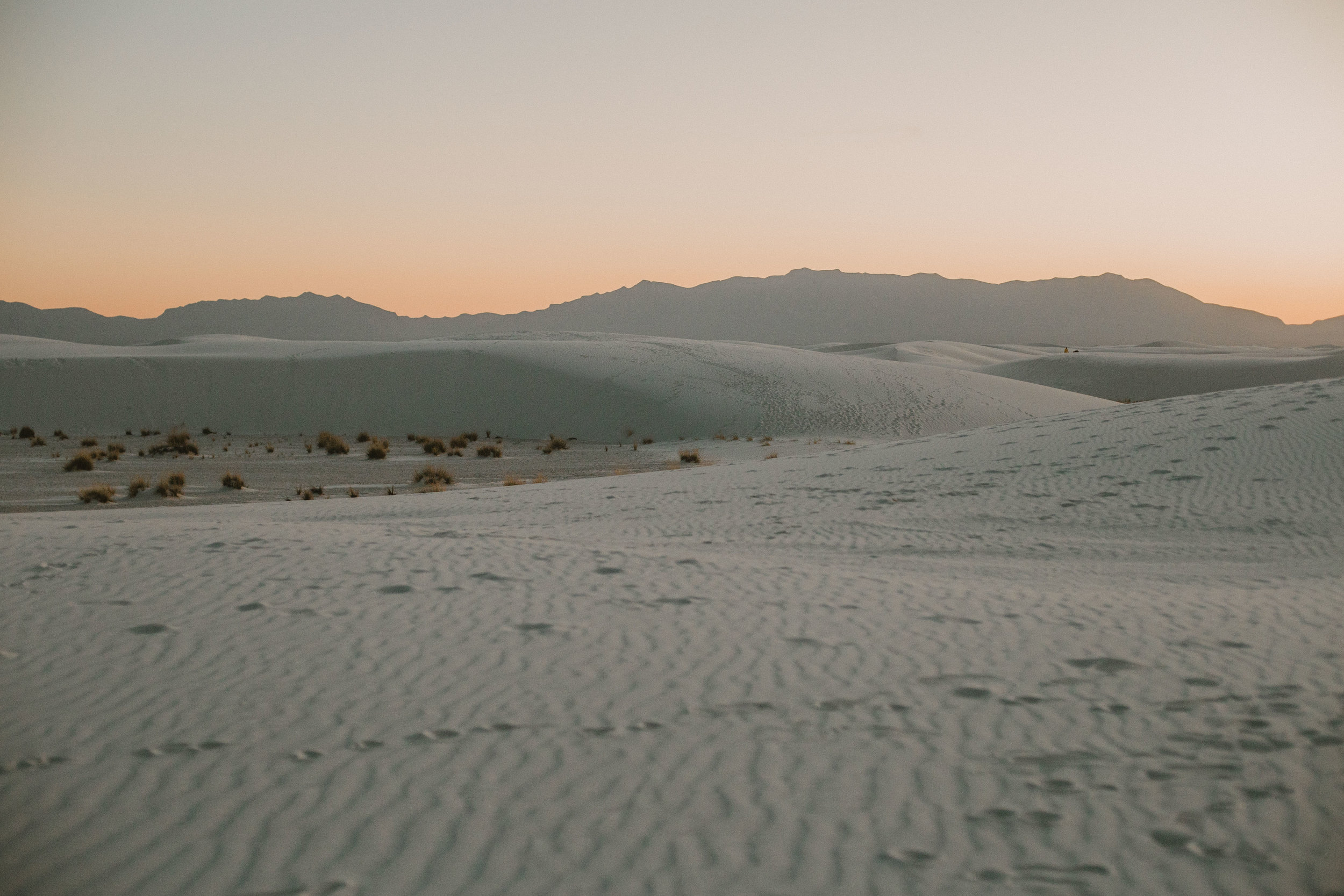Las Cruces, New Mexico - White Sands