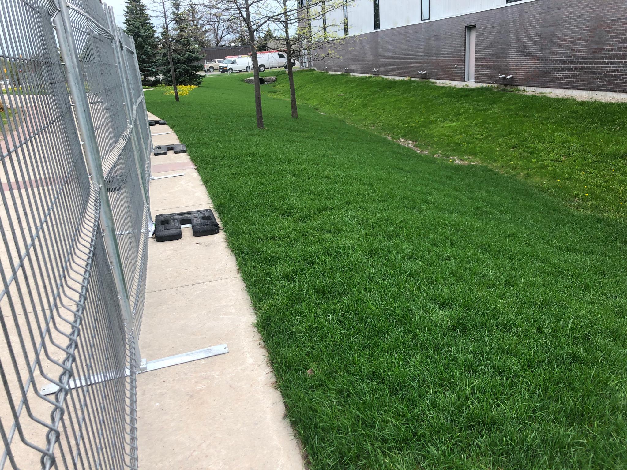 Finished project, Carleton University, Ottawa 2019