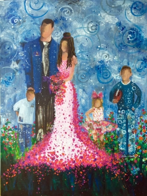 Archuleta family story portrait
