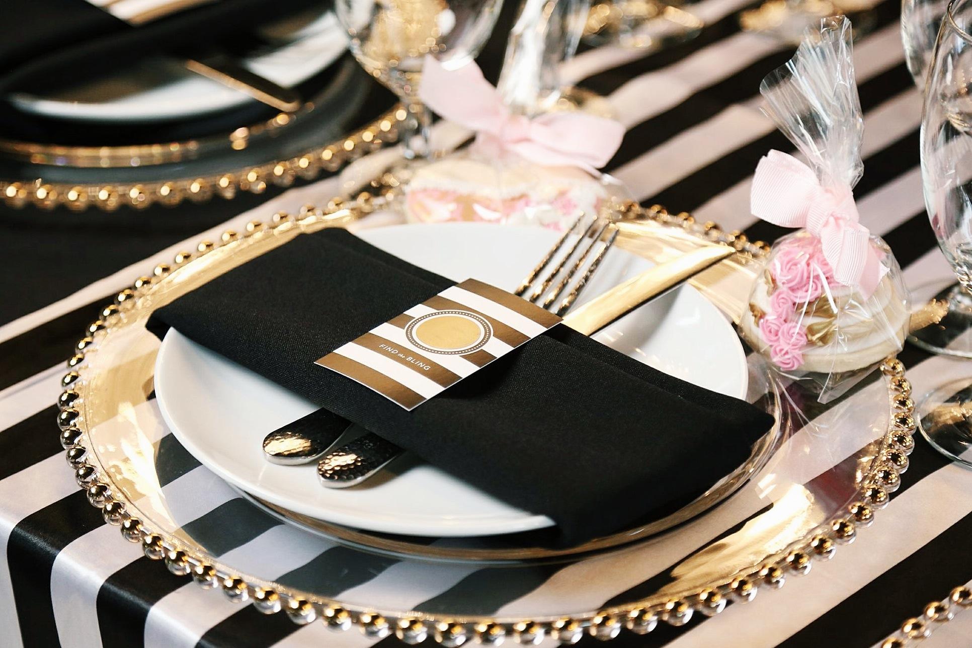Plates + Silver -