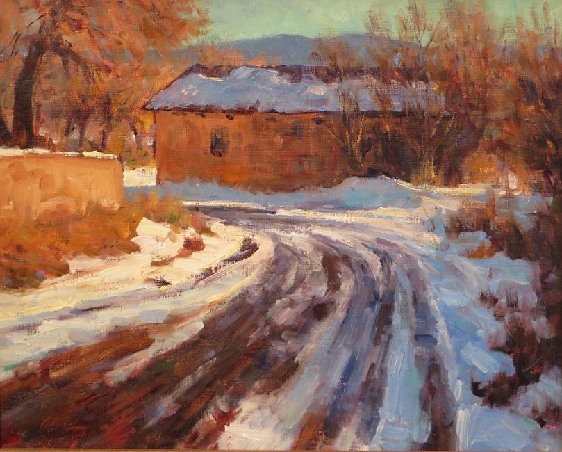 Arroyo Seco Winter