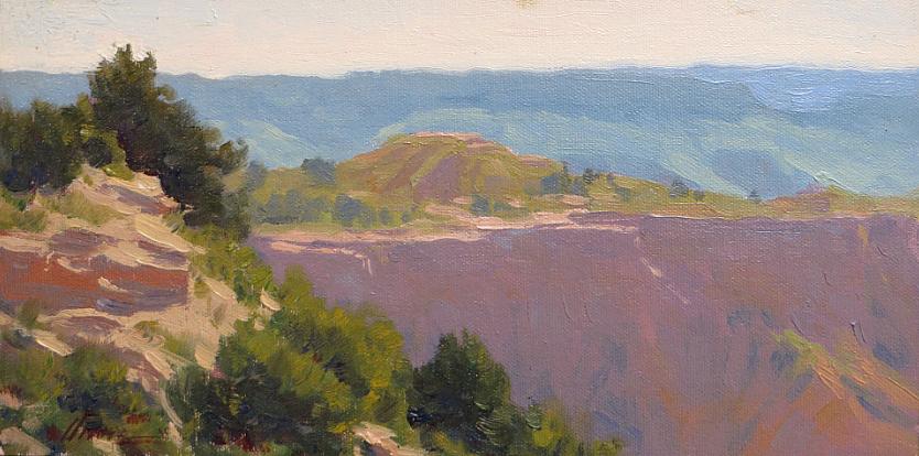 Palo Duro Canyon Overlook