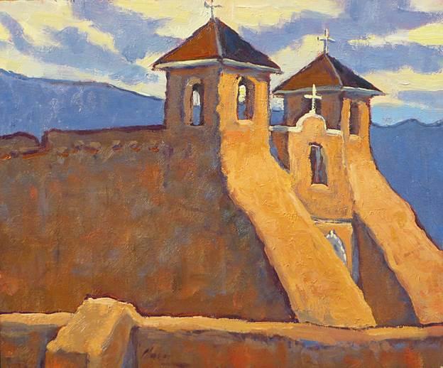 Ranchos de Taos Church
