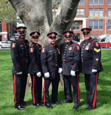 Honour Guard - Cleveland OHIO - Team Members.jpg