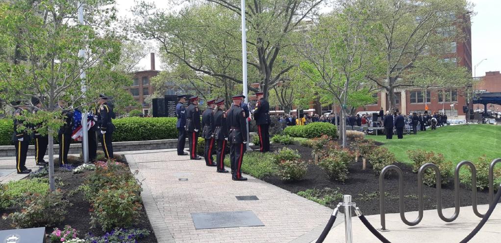 Honour Guard - Cleveland OHIO - Team Members - Pic 2.jpg