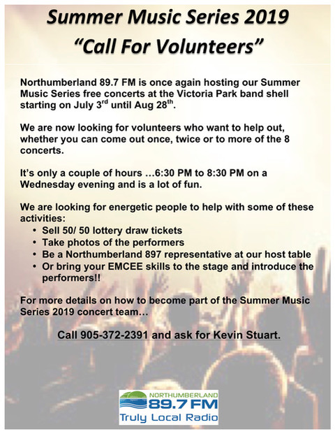Summer Music Series 2019 - Call For Volunteers.jpeg