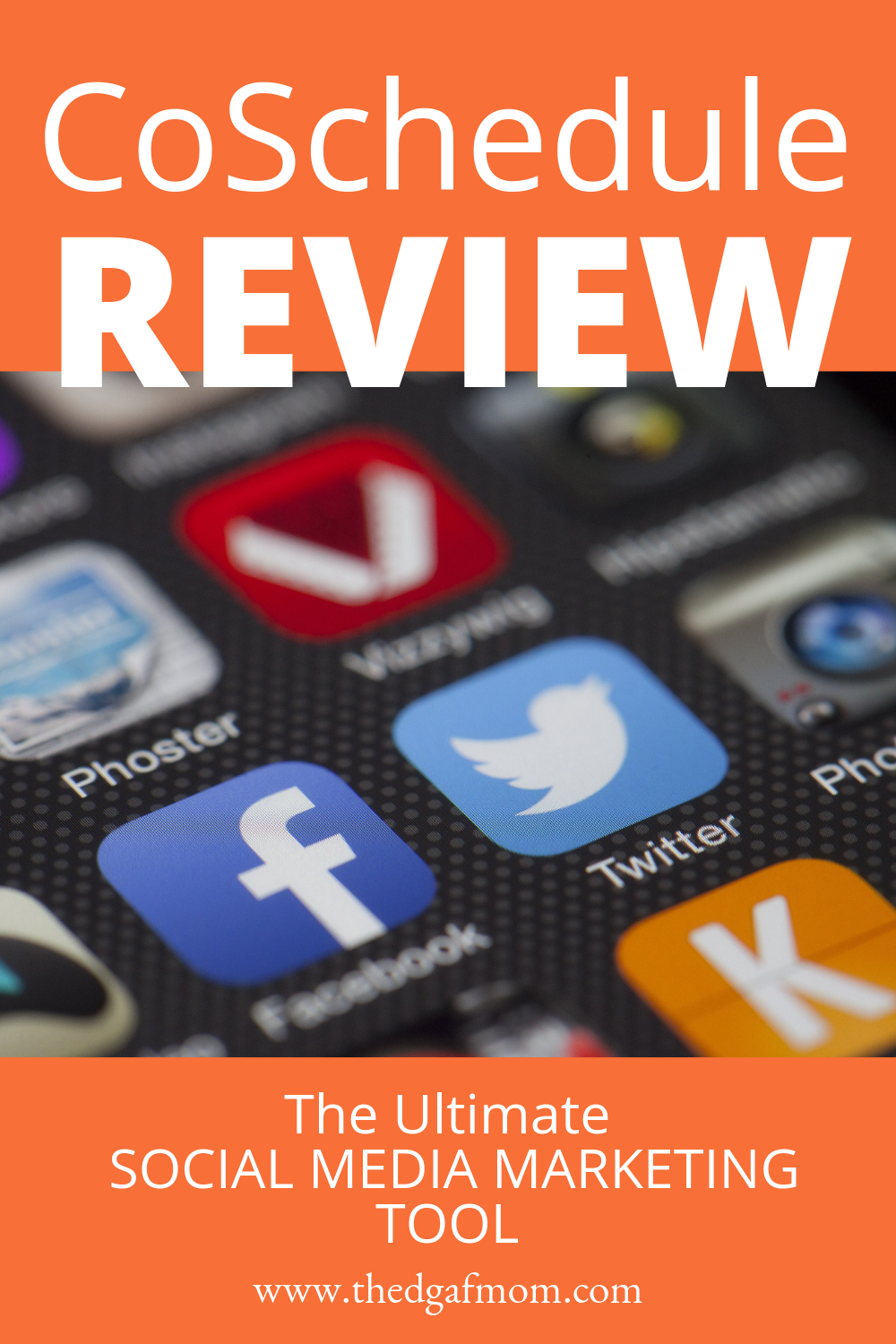 Coschedule Review. Do you use social media to market your blog? Save tons of time and money with a scheduling ap that helps you promote your best content time and again through re-queue.