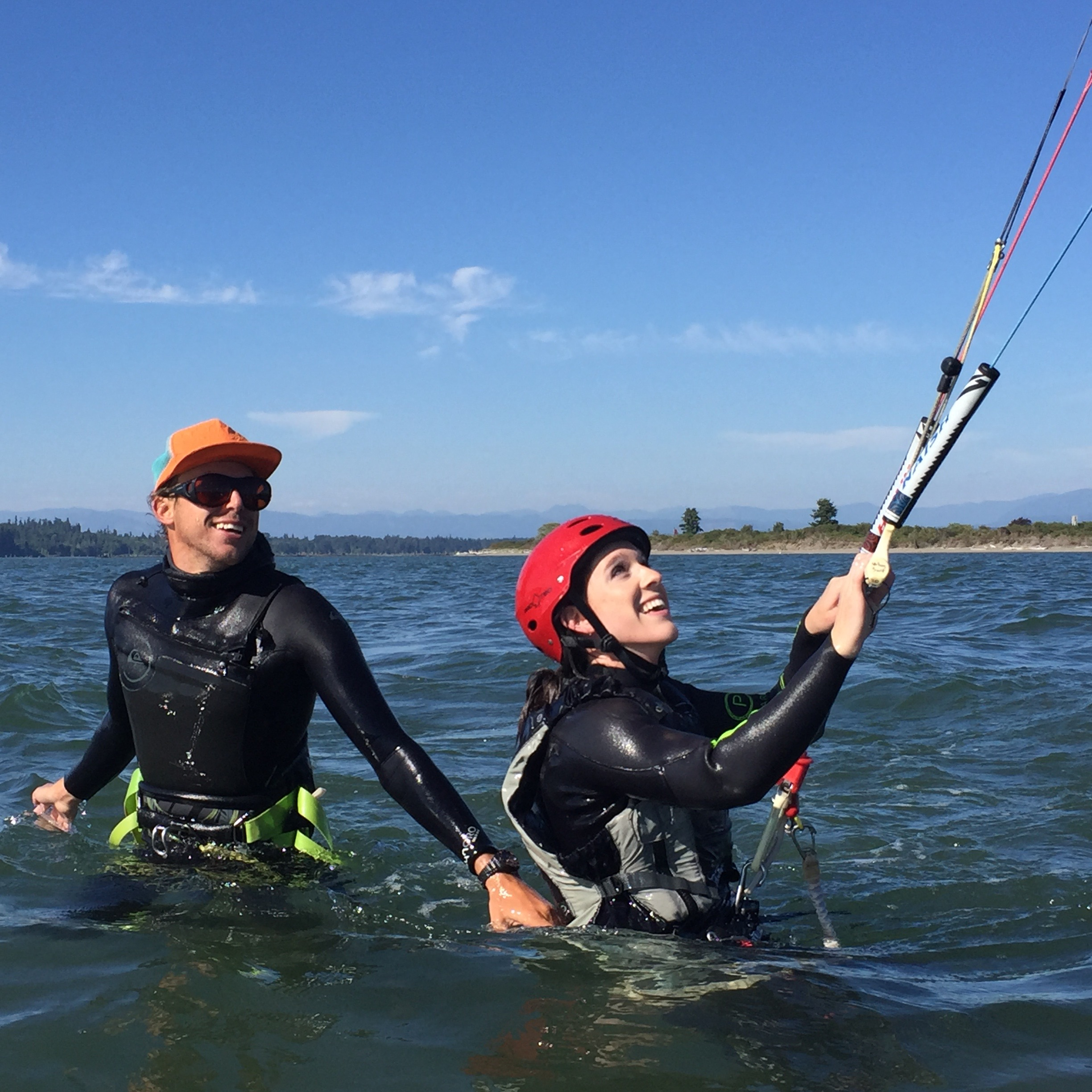 Shallow Water Training is our most popular training option