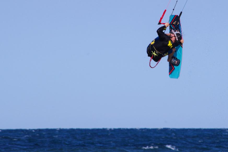 Jeffro Palapas Ventana Urban Surf Kiteboarding