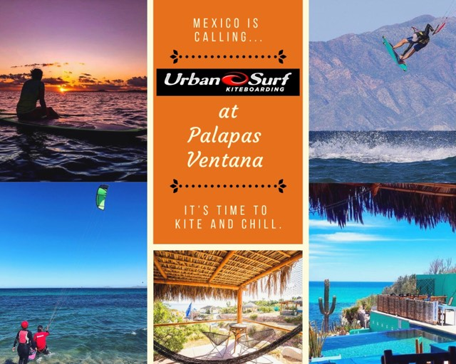 "August is upon us and we are already thinking about our annual return to our windy winter location of Baja Mexico in the small town of La Ventana! We will be teaching November through March at Palapas Ventana. With an easy flight into Cabo, your shuttle will then escort you to the world renowned Sea of Cortez for some of the best conditions for winds sports around!!  Whether you didn't get in enough training time during our Northwest summer season, or you want to continue to progress as an independent kiteboarder, our certified instructor team combined with our beach front partners at Palapas Ventana are known for offering ""The Best of Baja""  Our team will be there in early November staying through March and we are beginning to take bookings now!   Contact US   with questions and your interested dates of stay and our team can check availability for both Kiteboarding support / lessons and accommodation!  Check out lesson details, accommodation perks/options and pricing on our   Website HERE"
