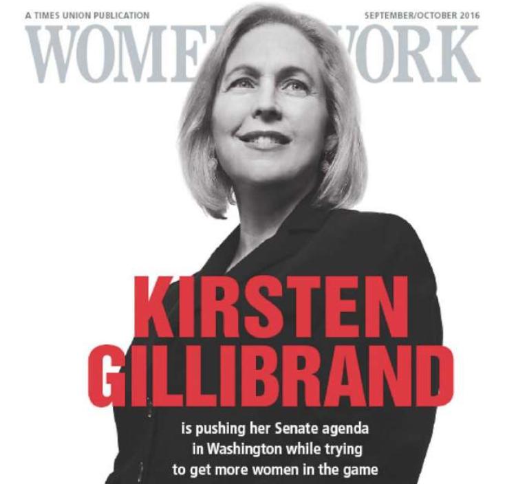 Writer and editor at Women@Work Magazine