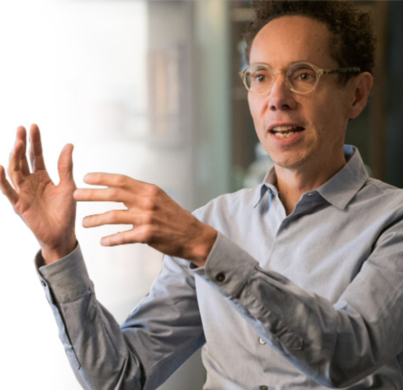 Malcolm Gladwell workbook for MasterClass