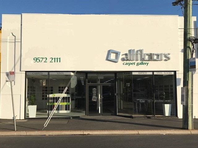 allfloors shop front