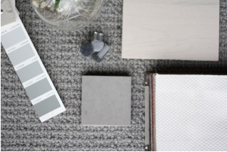 Grey & White...the perfect combo -