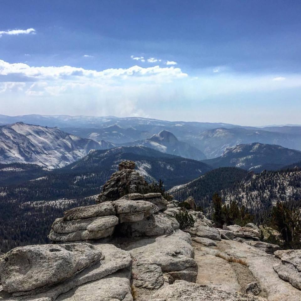 Mt. Hoffman Summit