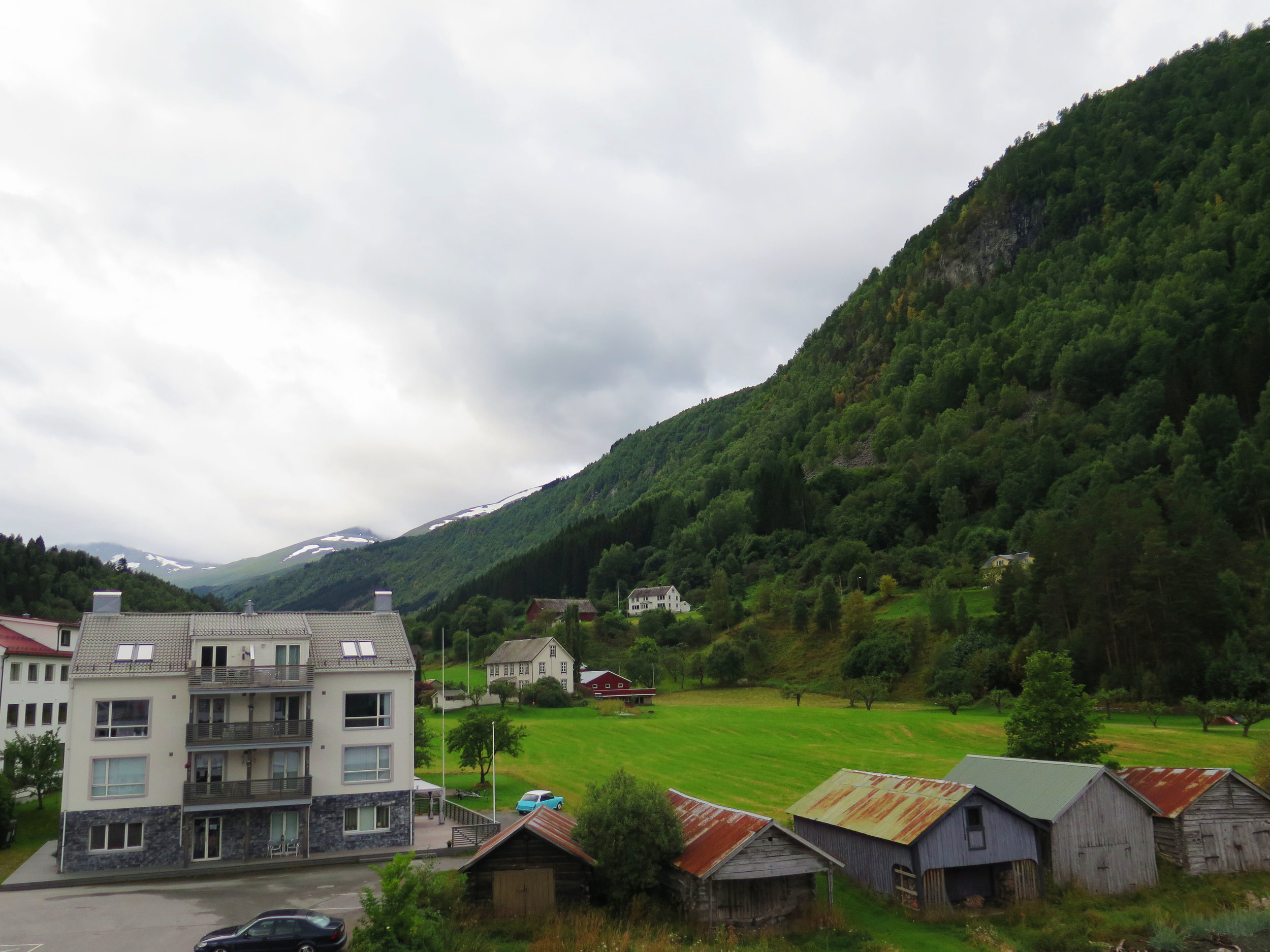 the town of no one - Eidsdal