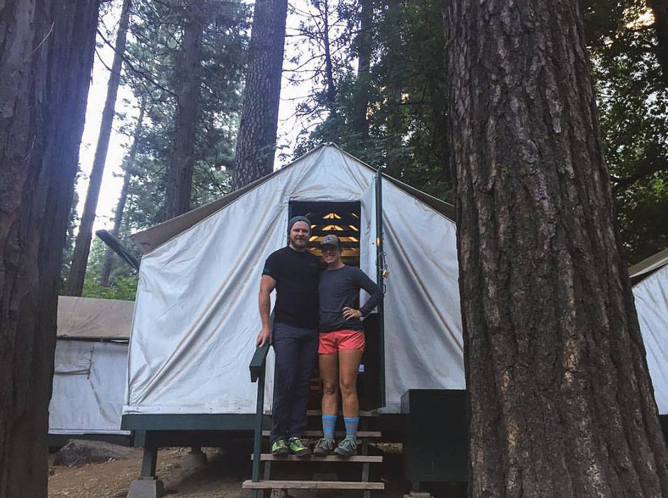 Yosemite Valley Camping