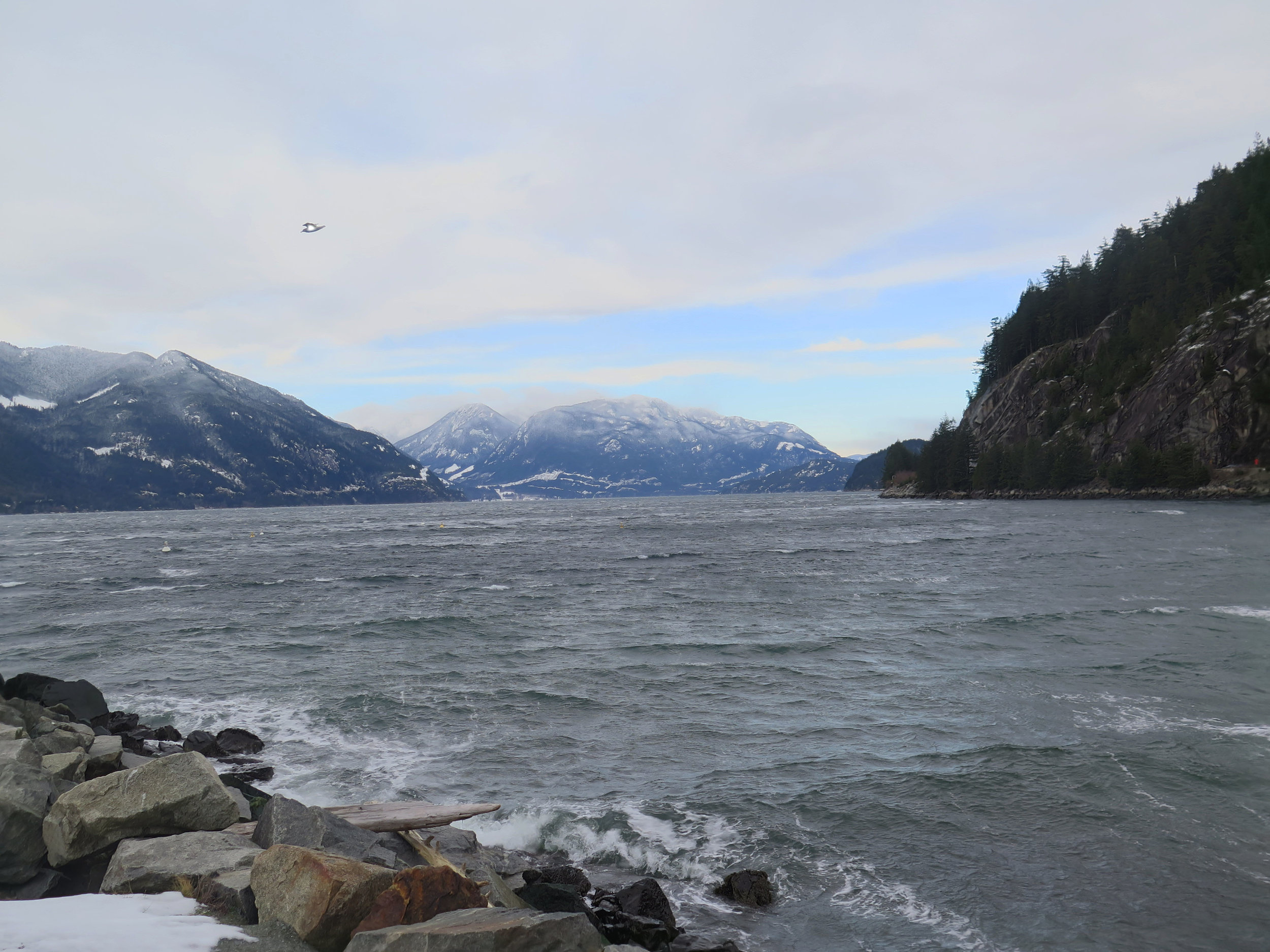 The Howe Sound