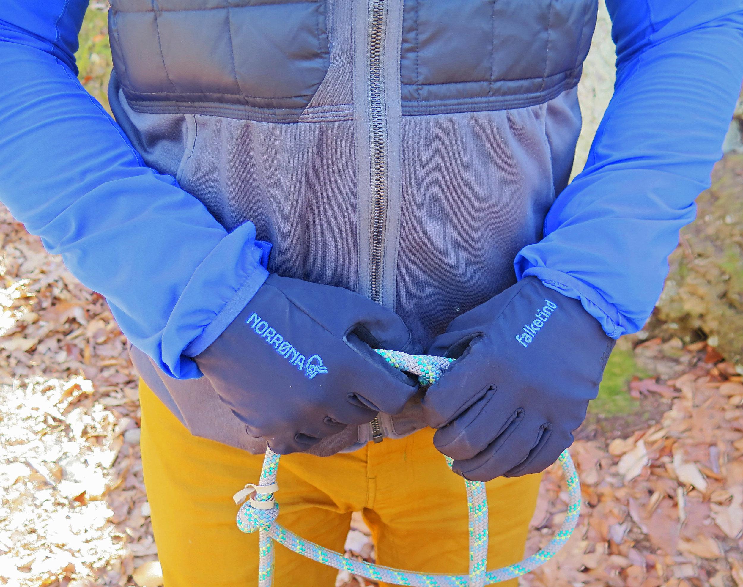 Norrona Falketind Short Glove