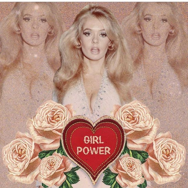 Happy women's day. 🌺🙌😷🌈🍸💅👠💃💄#womensday #girlpower #wildoleander #hairflip #70s