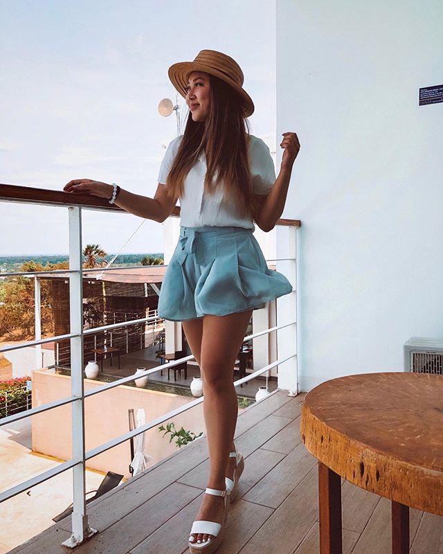 Probably thinking of where to go next 💭✈️ • • • • • • • •  #fashionblogger  #toptags  #microinfluencer #fashionaddict #fashioncanadians #vegan #wiw #darlingescapes #lablogger #ootd  #chictopia  #stylegram #stylediary  #asia #travelgram #citizenfemme #travelgram #passionpassport #discoverunder10k #peoplecreatives #elnido #dametraveler #myaritzia #lovelulus #Philippines