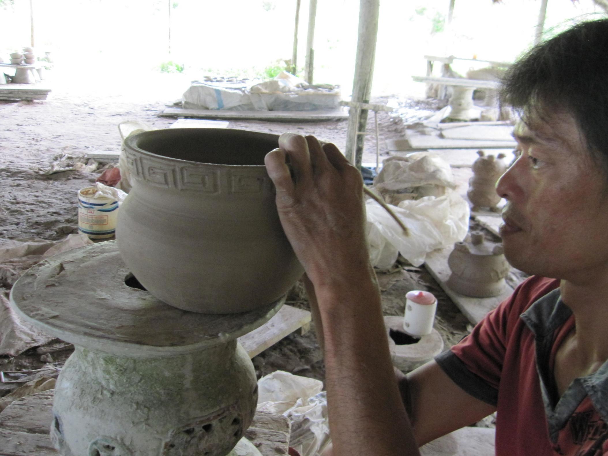 Dragon Kiln Potter