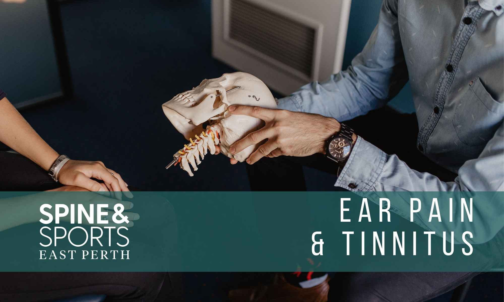 East Perth Ear pain & Tinnitus at Spine & Sports Centre.jpg