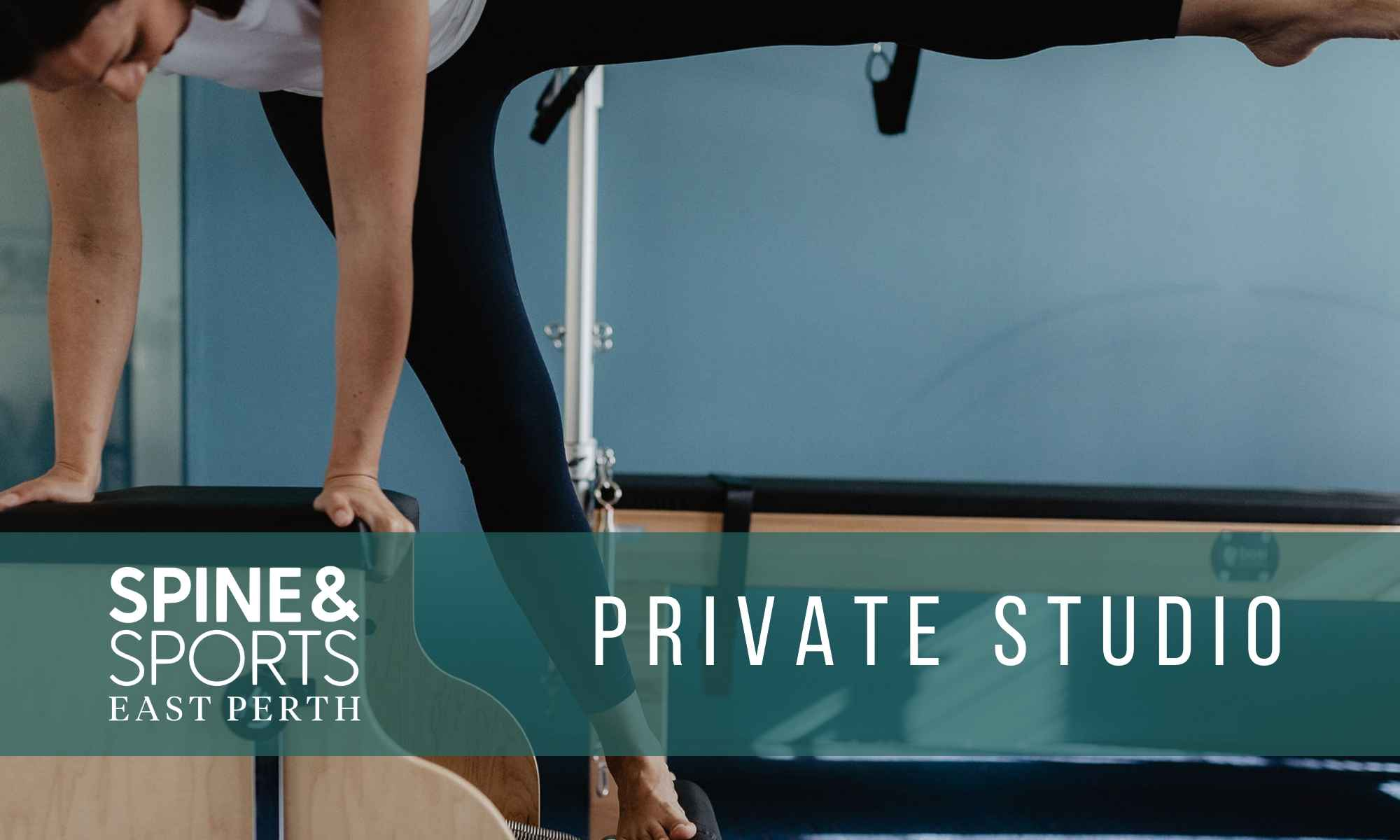East Perth Private Studio Pilates at Spine & Sports Centre.jpg