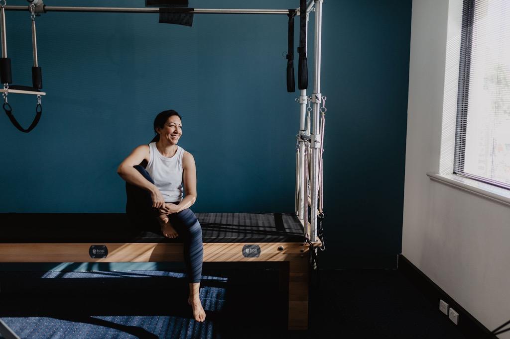 East Perth Pilates Practitioner - Megan Clements