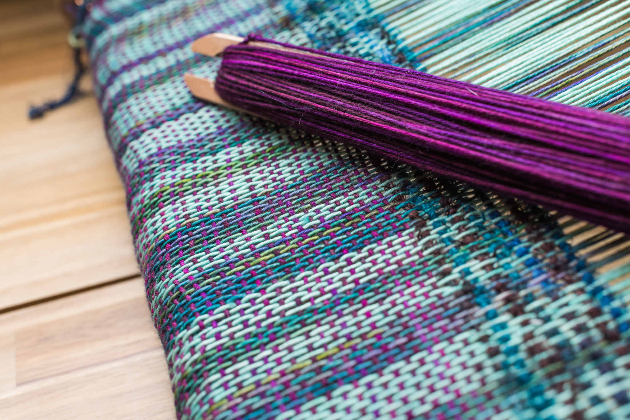 Relax & Knit, Weave, Crochet, or Spin