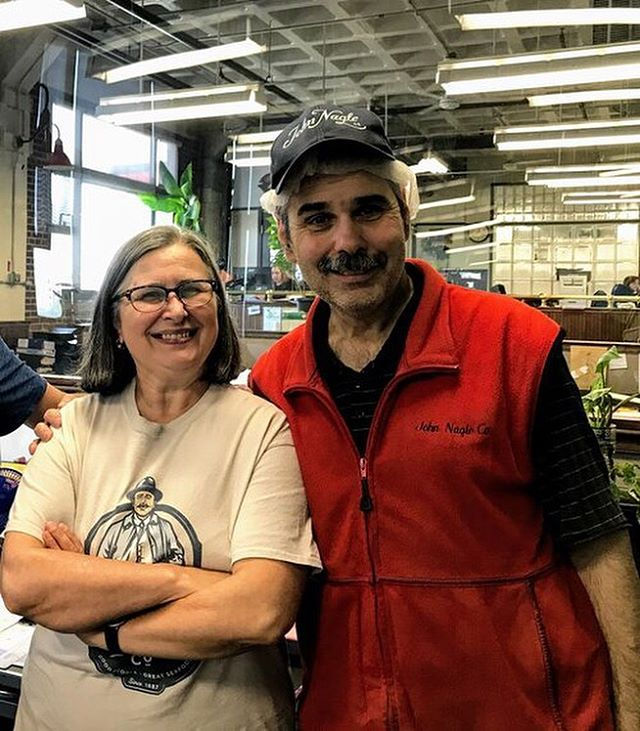 """Learn about our amazing employee, Safija. Her story is one you won't want to miss! Find it on our website under """"news"""" . . . #seafood #freshfish #fish #freshseafood #boston #seaport #seafoodlove #seafoodtime #fishing #fisher #newengland"""