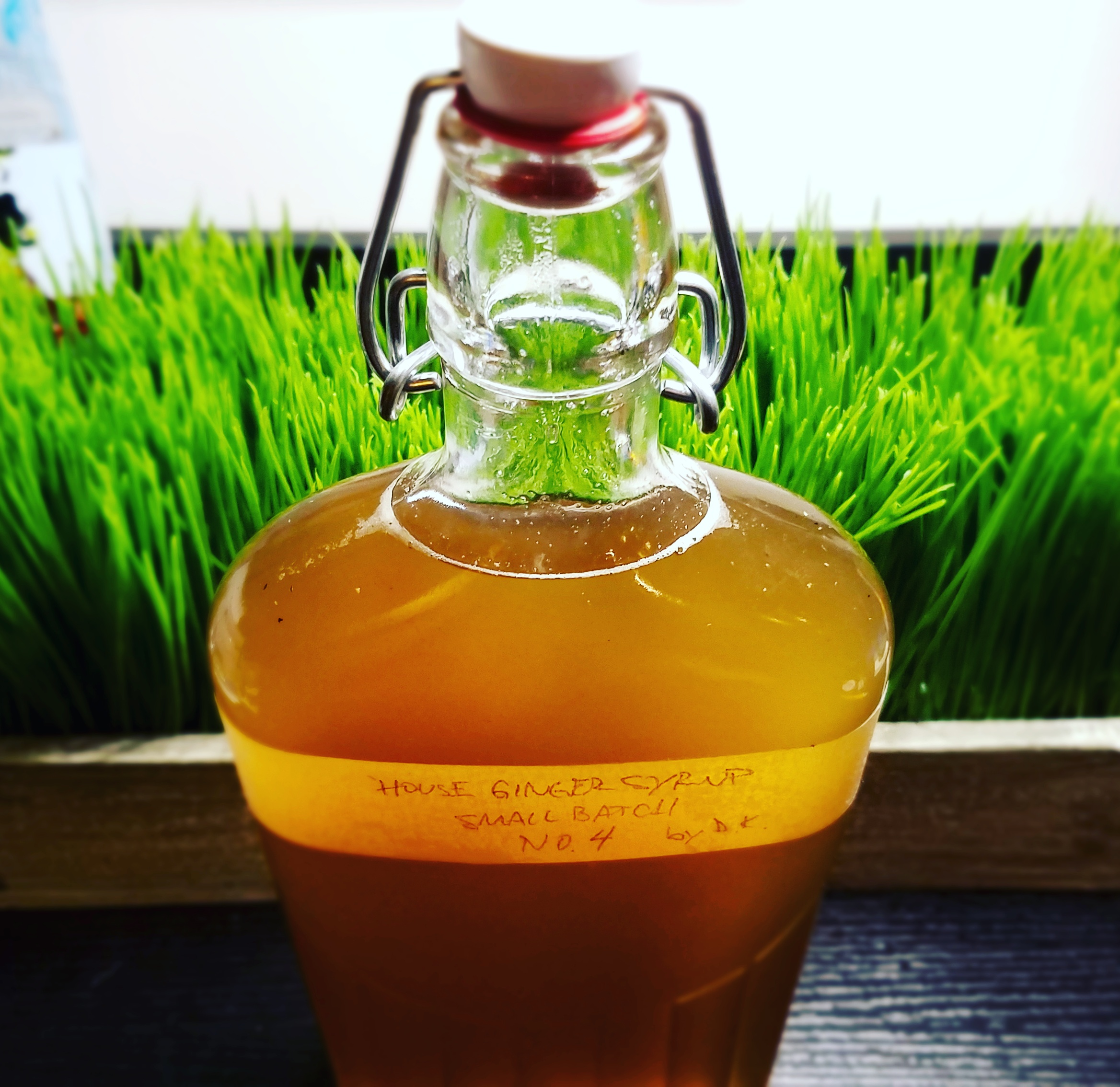Craft House Ginger Syrup
