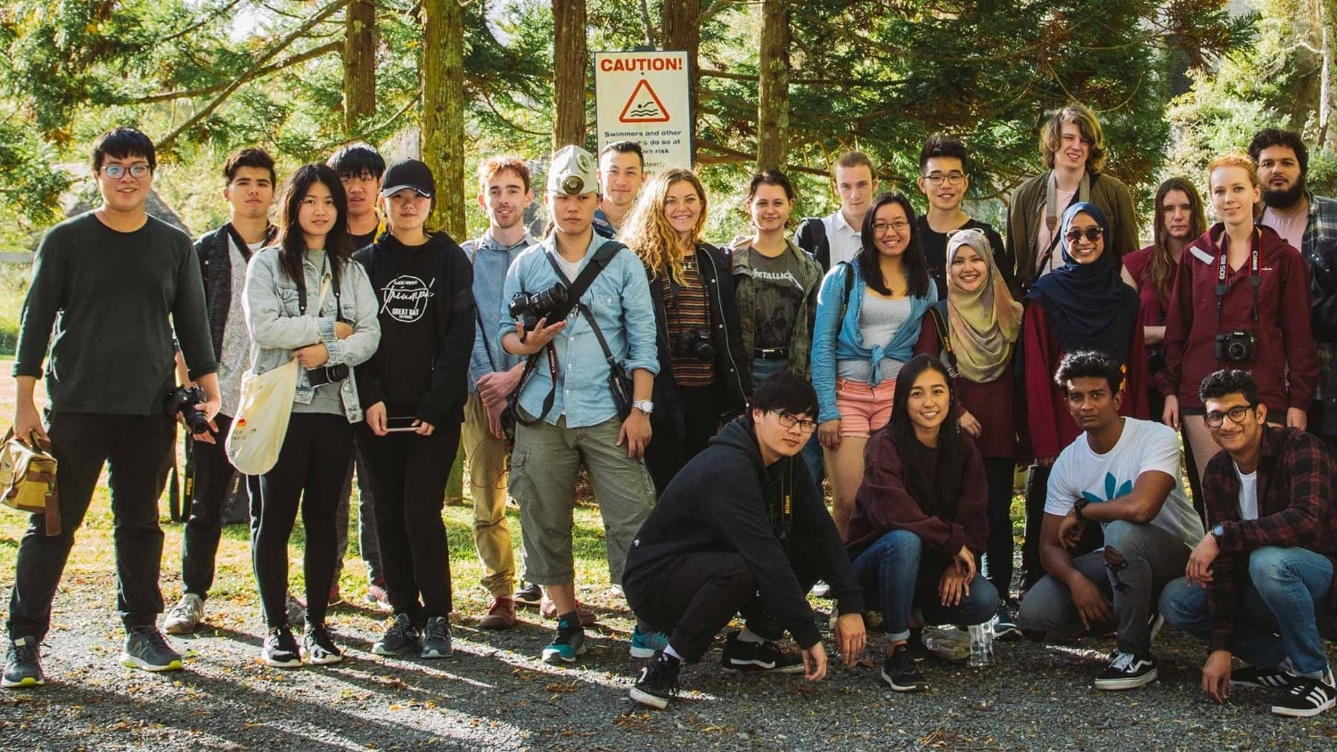 Field Trips - We love road trips! Get to know other photographers and take photos together while exploring New Zealand.