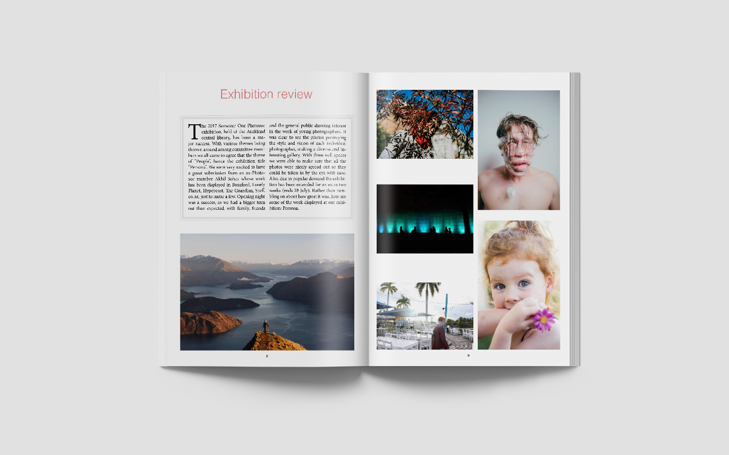 Issue 2 - July 2017Shooting Film in the Modern DayExhibition ReviewHawaiiAn Introduction to Portrait Photography