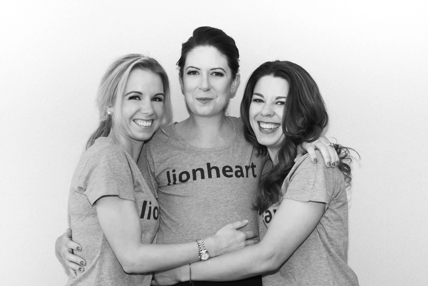 L - R Selina Smyth, Jodie Hampshire, Tammie Flinos