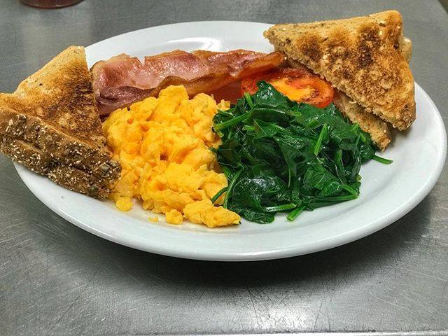 B.E.S.T breakfast is ready. #ServicePlease #TableNumber23 . . . . #ButFirstBreakfast #TheBestMealOfTheDay #BreakfastServedAllDay #HealthyBreakfast #thehivesw6 #Fulham #ParsonsGreen #SW6 #FulhamRoad #London