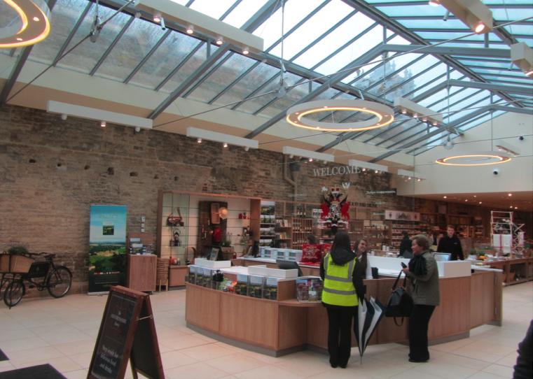 Blenheim Visitor Centre