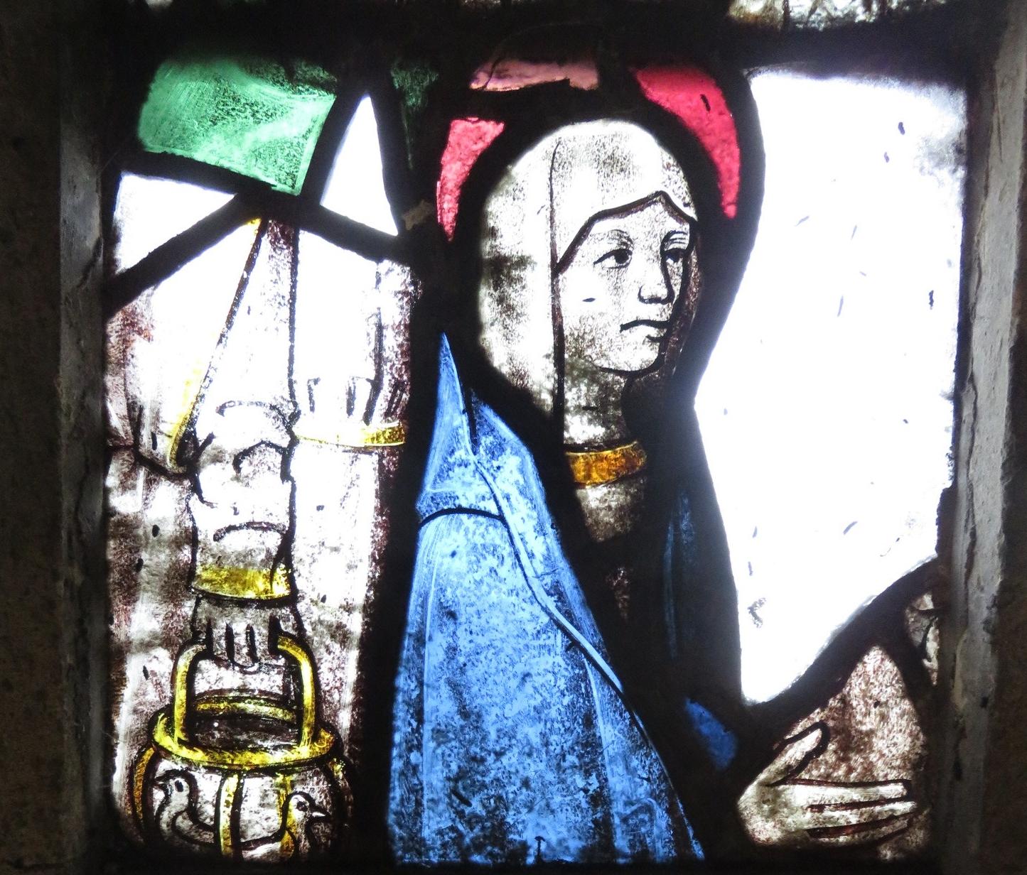 North Presbytery Aisle Windows