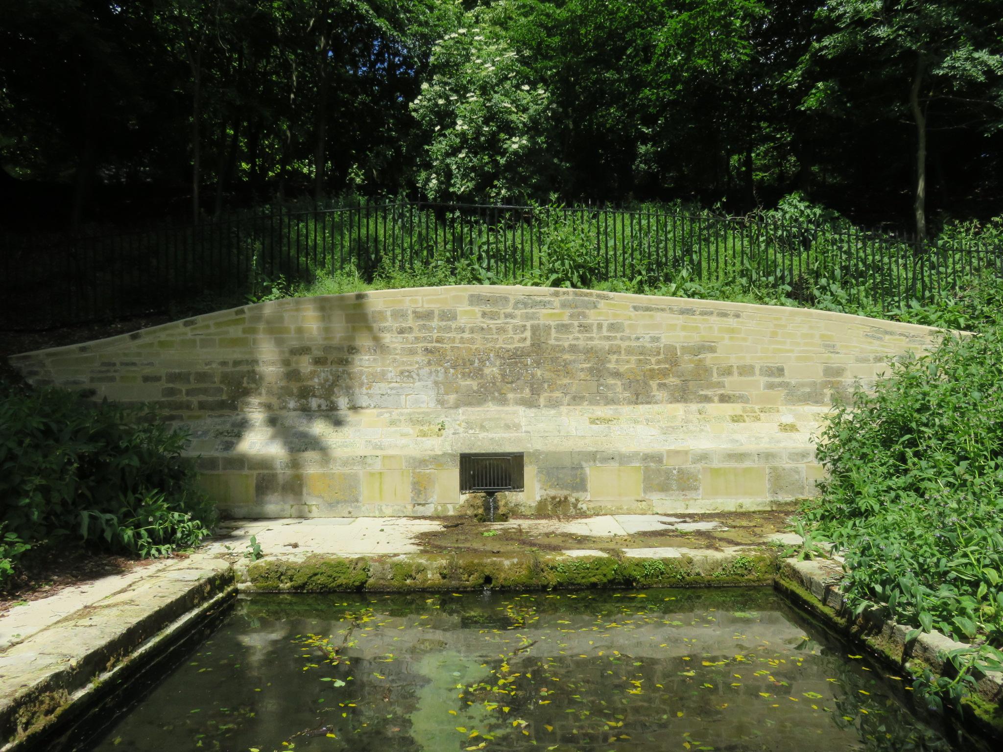 Rosamund's Well, Blenheim Palace
