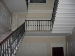 Stone staircase - Conservation and Repair
