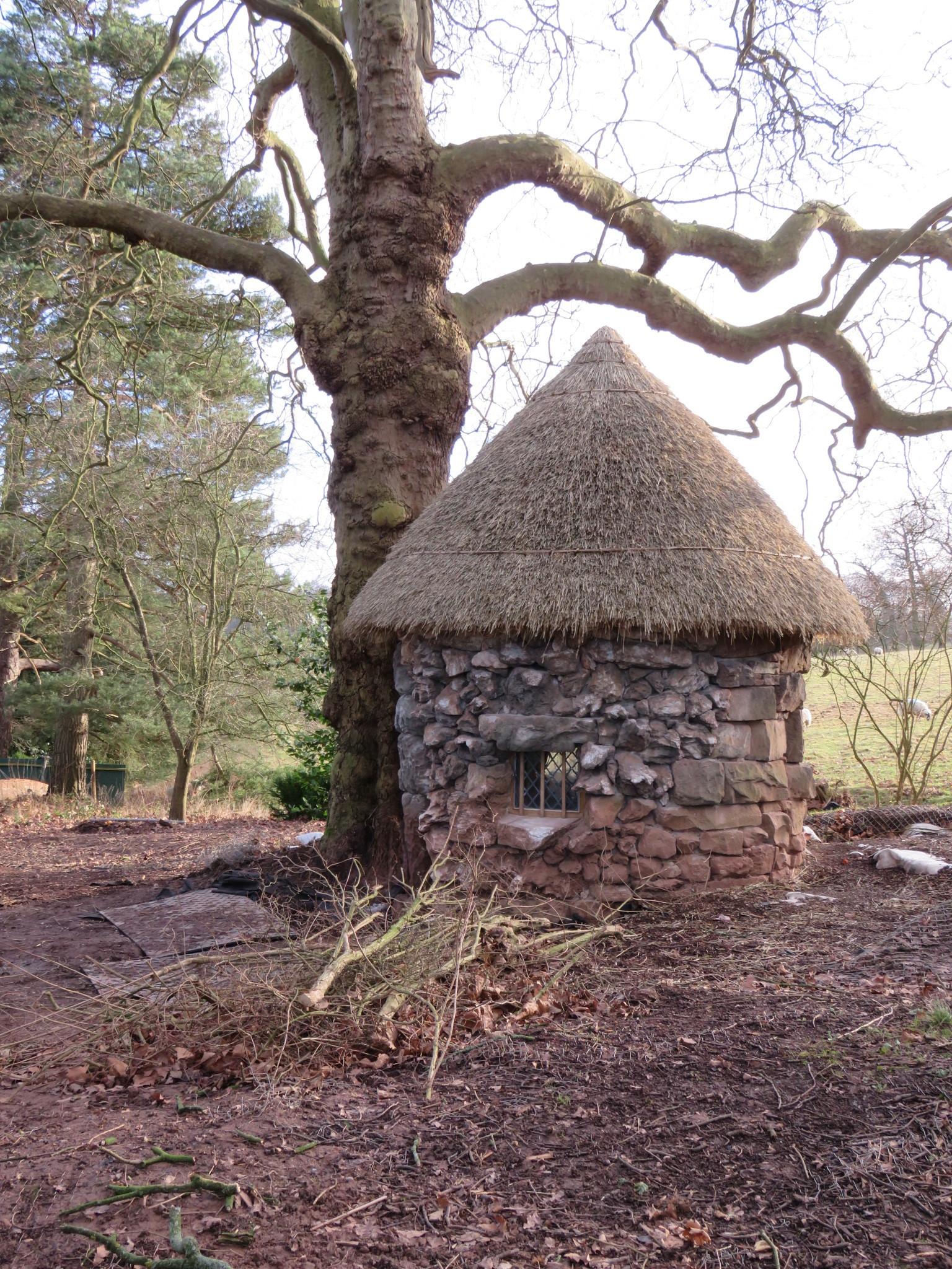 The Hermitage, Kedleston