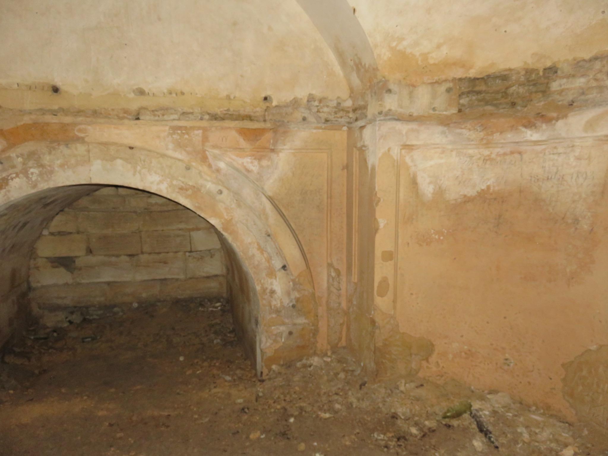 Room within bridge