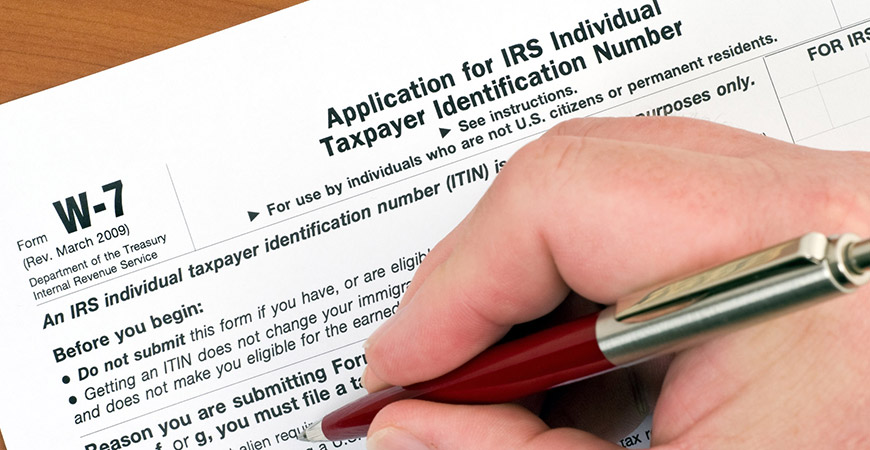 Big changes with the IRS ITIN Application for those living abroad