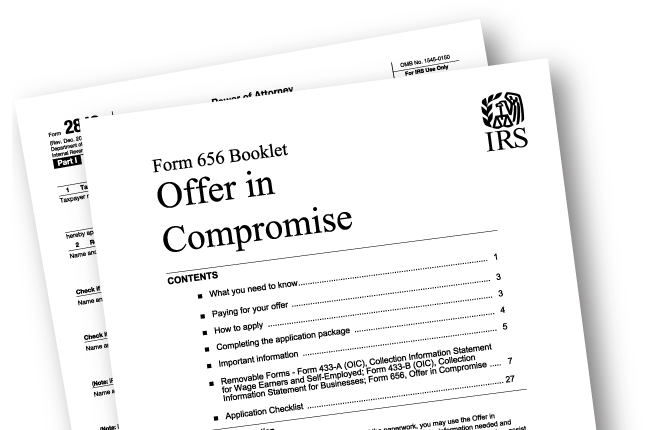 IRS continues to accept more Offer in compromises every year -