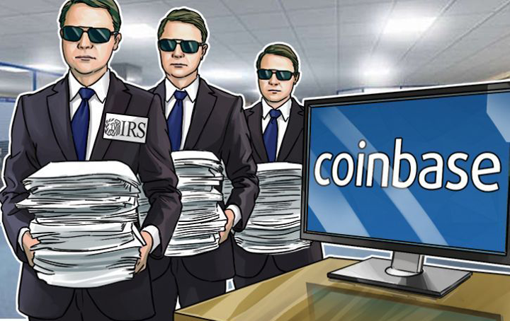 IRS Cracking down on large dollar crypto traders  -