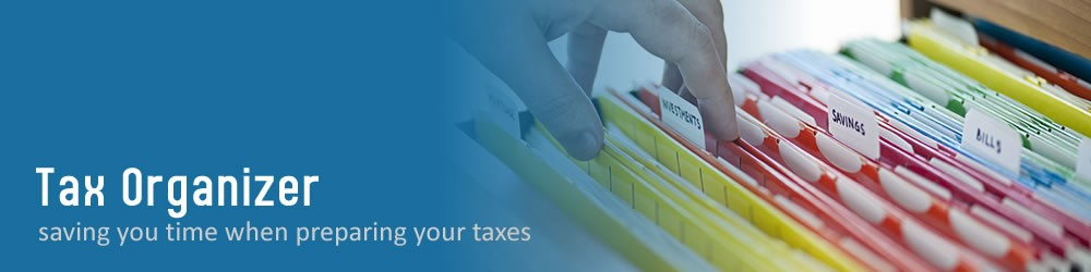 For Prior Year Returning Clients - Condensed Online Form Tax Organizer