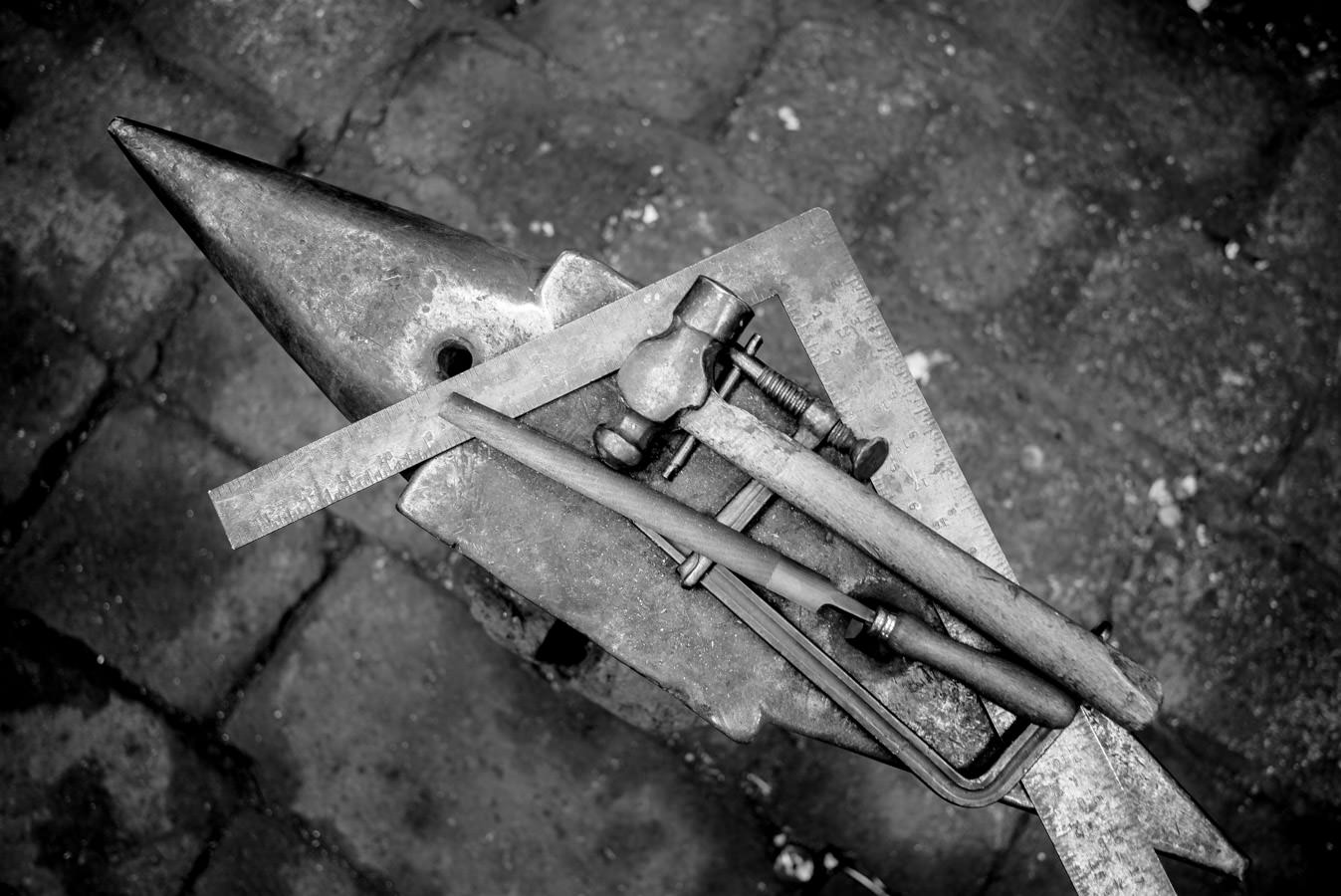 Tools-of-the-blacksmith